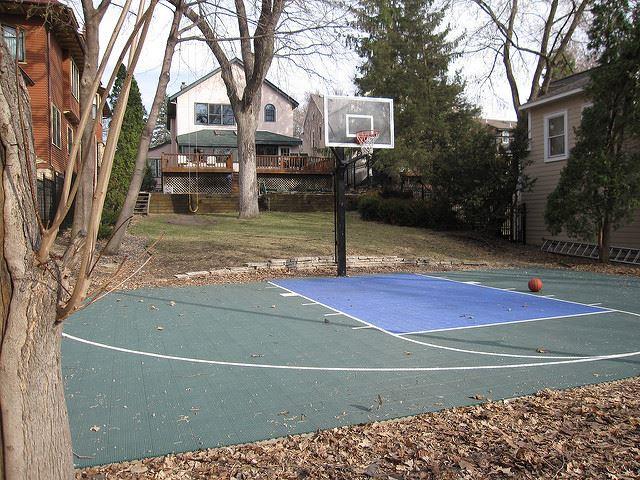 Classic Backyard Court