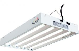 Agrobrite FLT24 T5 Fluorescent Grow Light System