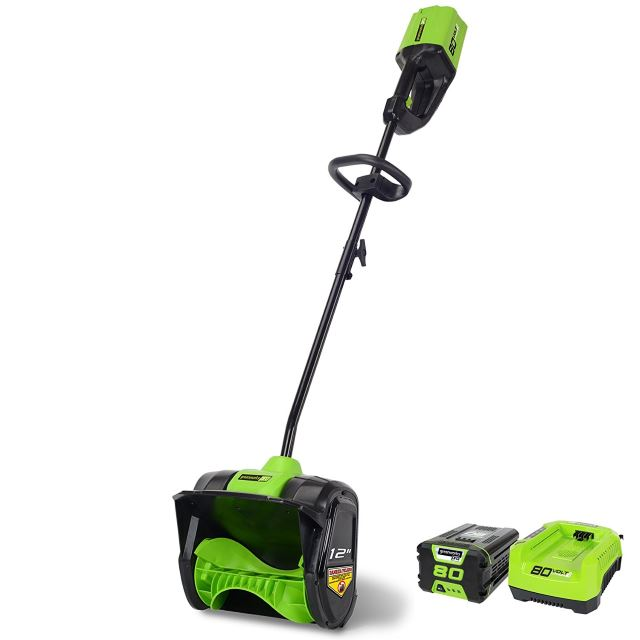 Battery Powered Snow Shovel