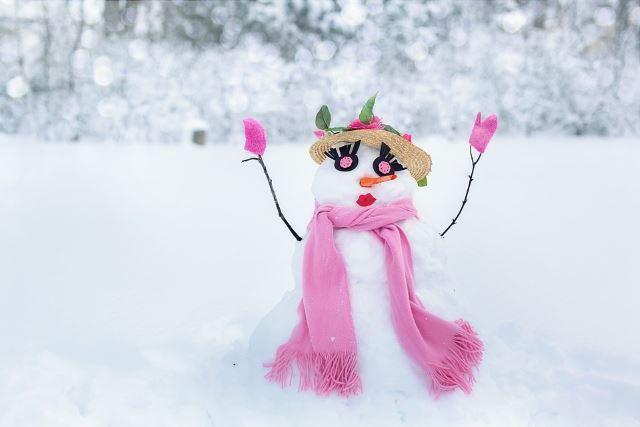Diva Snow lady
