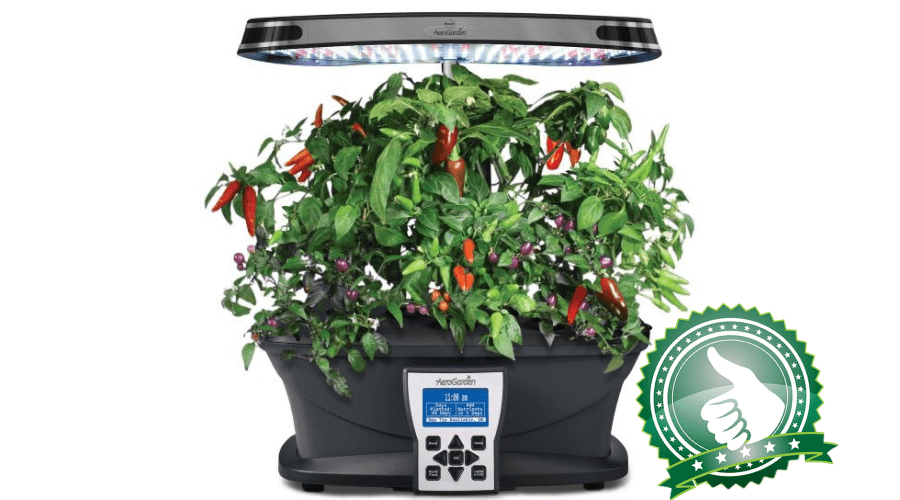 Featured Image - MIRACLE GROW AEROGARDEN ULTRA LED REVIEW