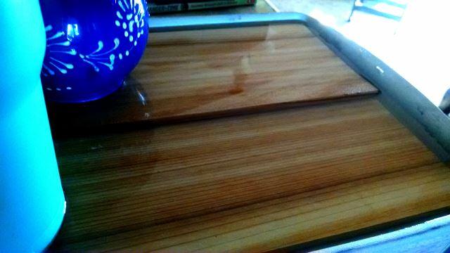 Soak Planks in Water