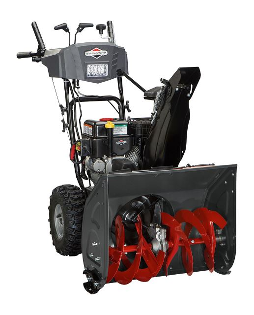 Briggs & Stratton 1696614 Dual-Stage Snow Thrower