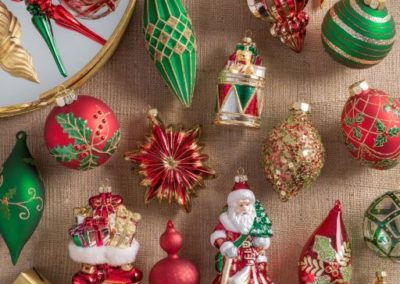 Christmas Cheer Ornament Set