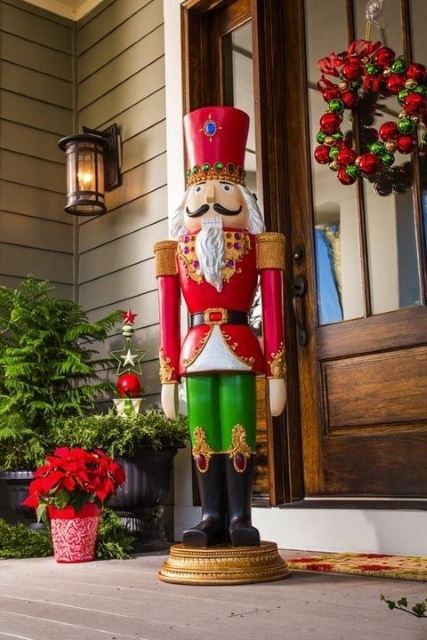 Colorful Nutcracker