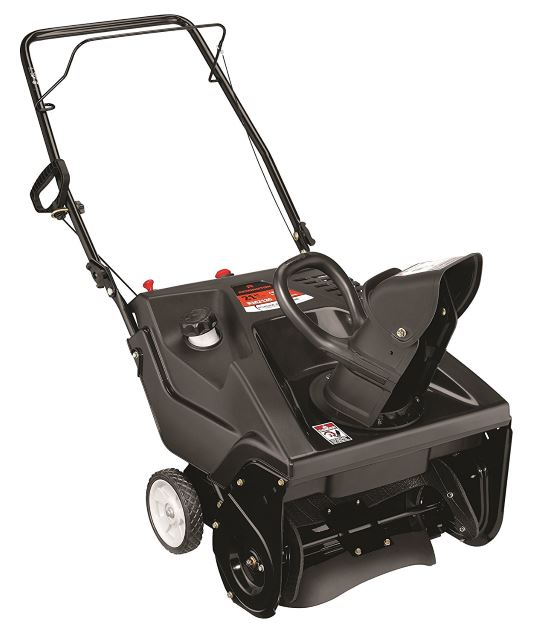 Gas Powered Snow Thrower