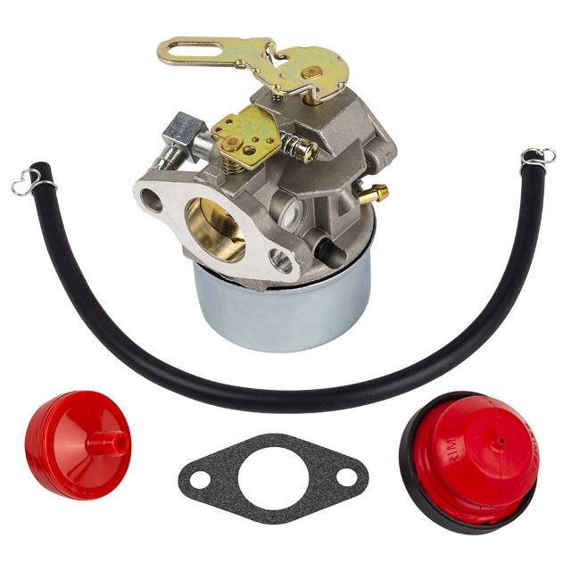 HIFROM Carburetor Carb with Mounting Gasket Fuel Line Primer Blub