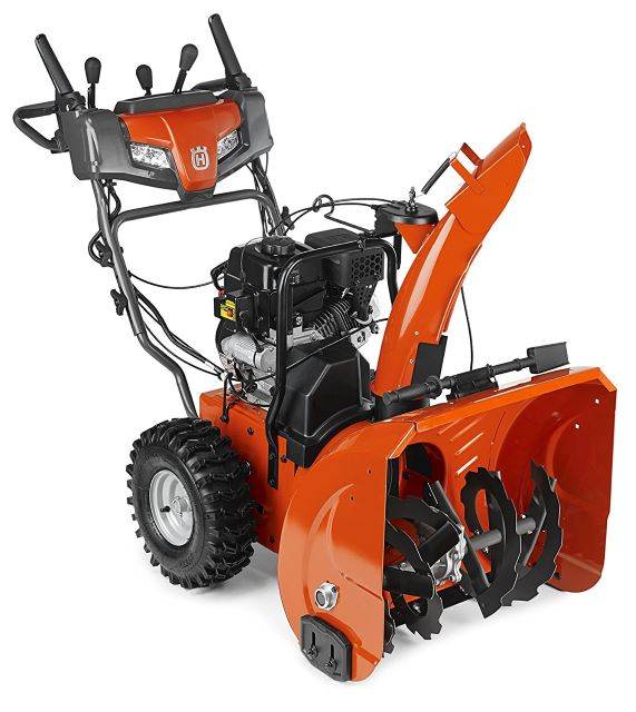 Husqvarna ST224 Two-Stage Snow Blower