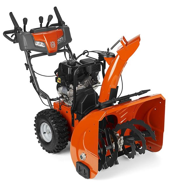 Husqvarna ST224P Two Stage Snow Thrower