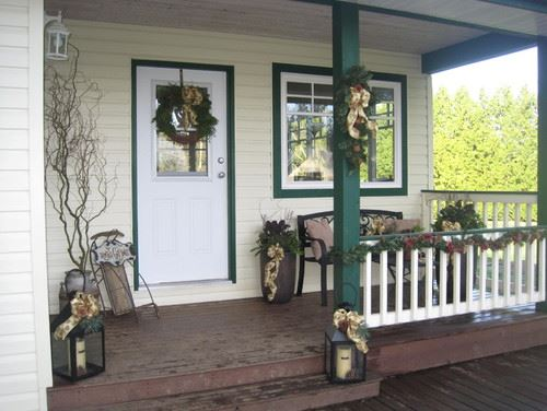 Simple Porch
