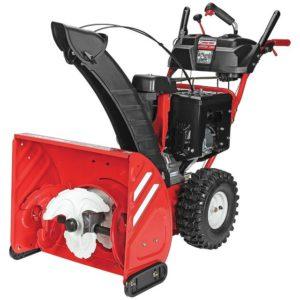 Troy-Bilt Vortex 2490 277cc Electric Start 24-Inch Three Stage Gas Snow Thrower