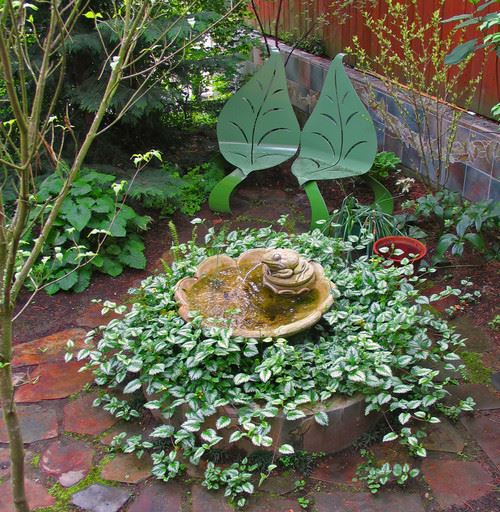 Lily Pad Wash Basin