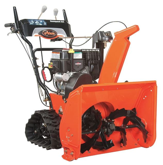 Ariens Compact 24 in. 2-Stage Snow Blower-208cc