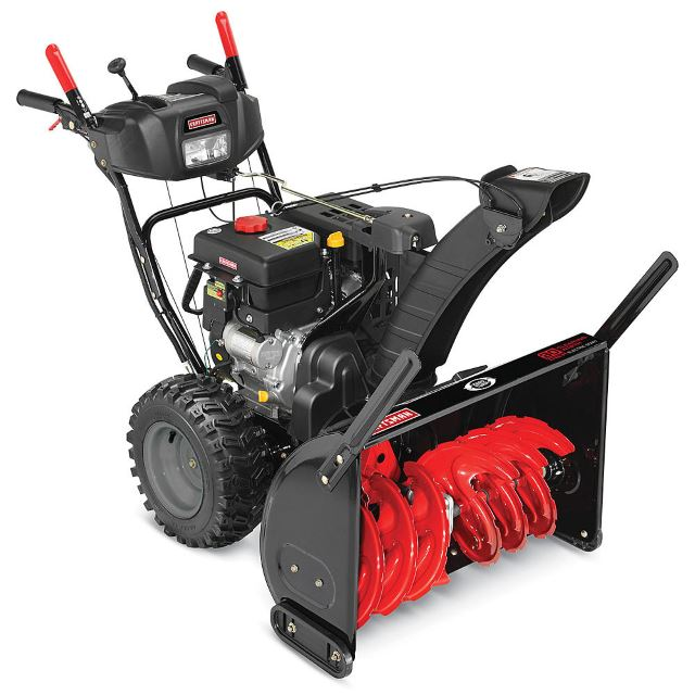 Craftsman 88396 30inch 357cc Dual-Stage Snowblower with 4-Way Chute Control