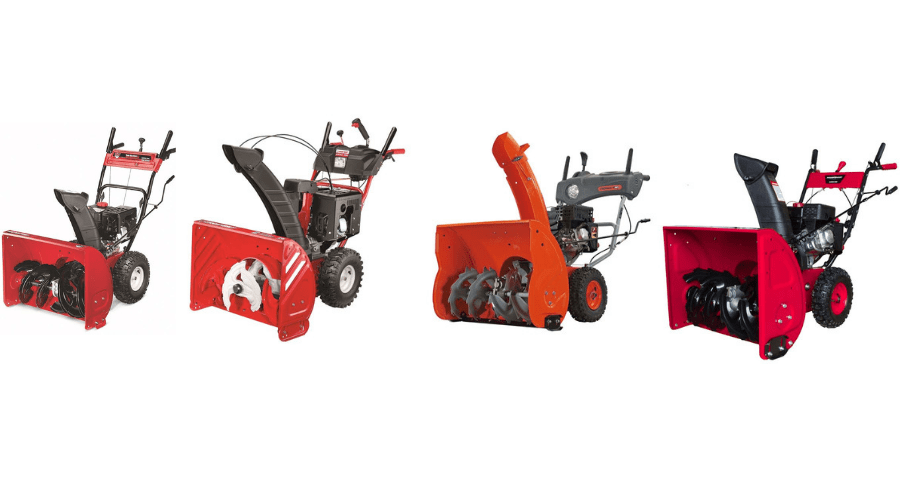 Featured Image - BEST SNOW BLOWER FOR GRAVEL DRIVEWAYS