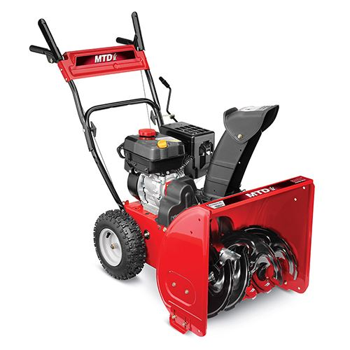 MTD 22inch Two-Stage Snow Thrower