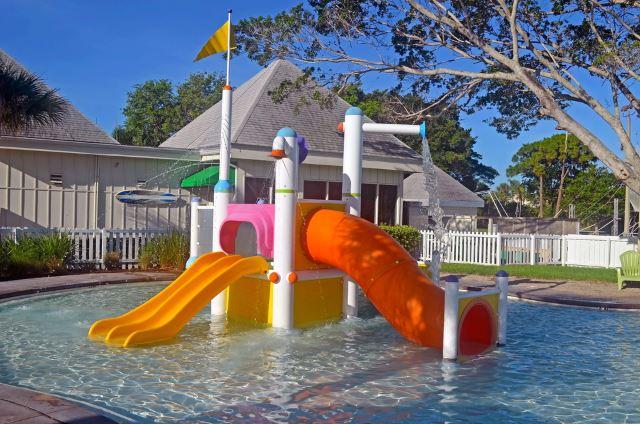 Splash Park Kiddie Pool