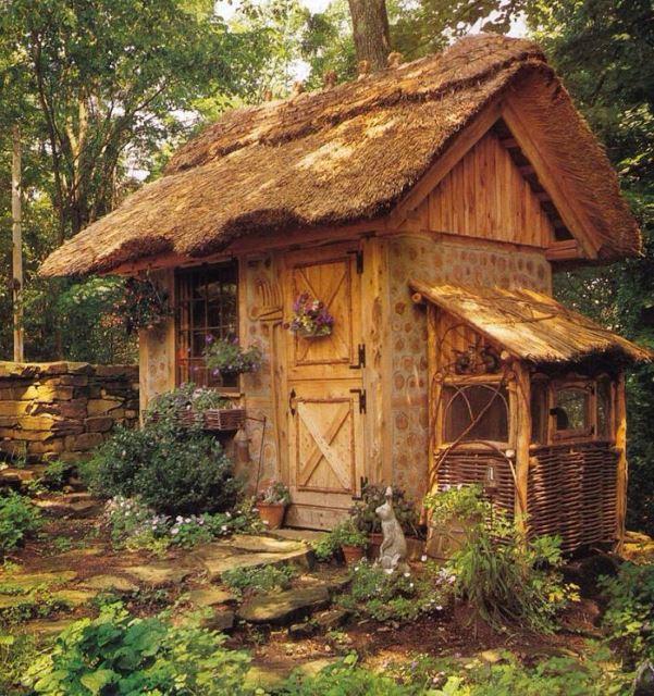 Garden Workspace