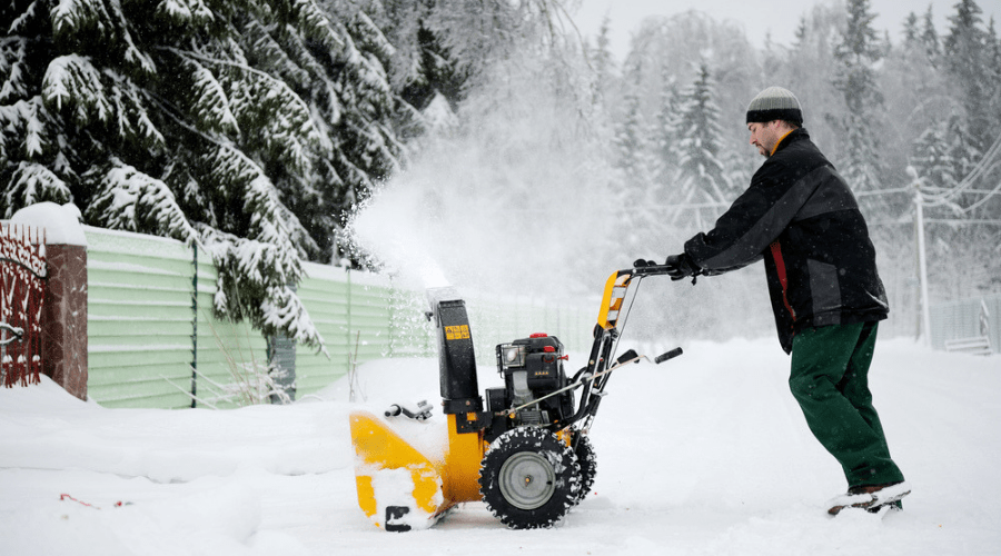 Featured Image - BEST TRACTOR SNOW BLOWER COMBINATION REVIEWS
