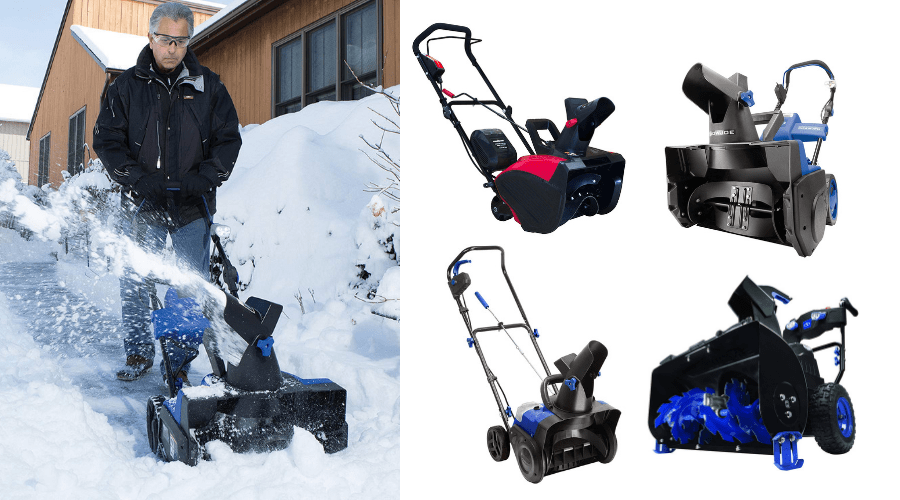 Best Battery Blowers 2020 Best Cordless Snow Blowers Reviews 2019