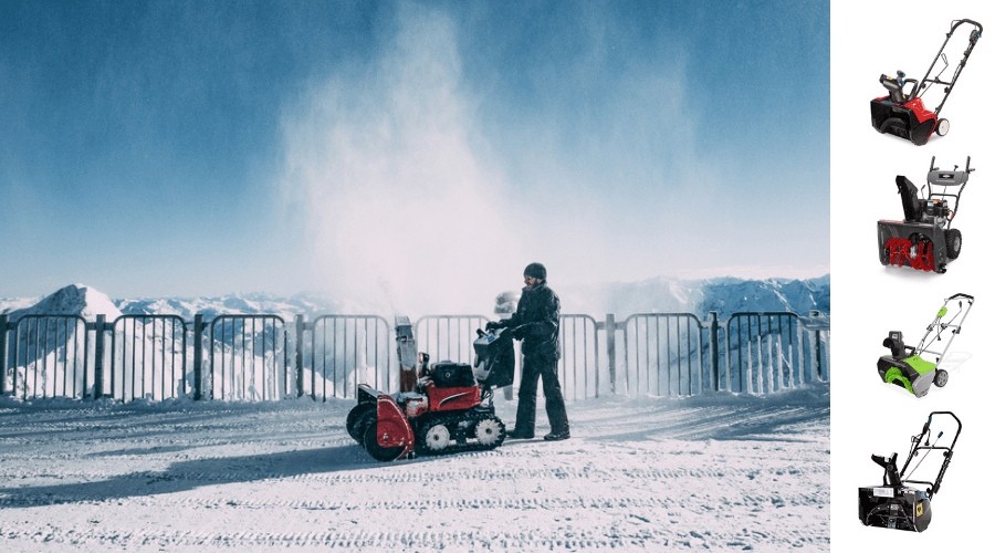 Featured Image - THE BEST SMALL SNOW BLOWERS
