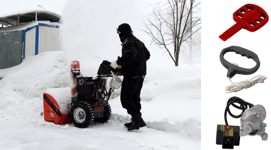 Featured Image - WHAT YOU NEED TO KNOW ABOUT HOW TO START A SNOW BLOWER