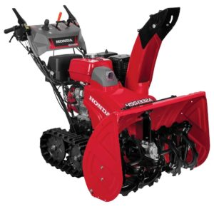 Honda HSS1332ATD Two Stage Snow Blower - The 5 Best Honda Snow Blowers Review