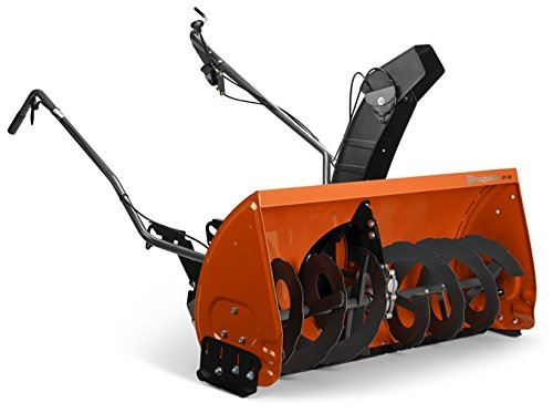 Husqvarna 967343901 Two Stage Mounted Snow Blowers Thrower (Manual Lift)