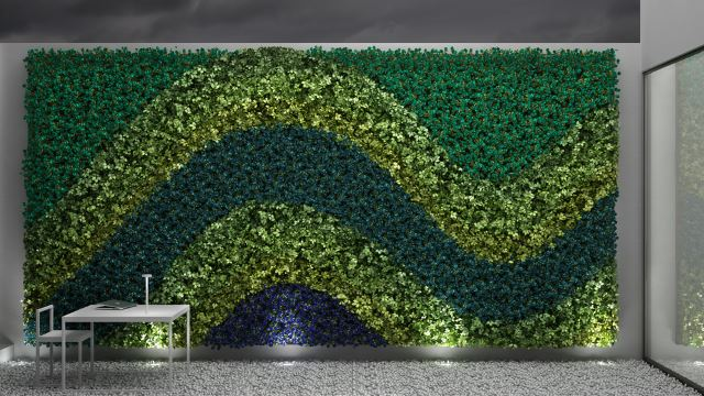 Interior Design Garden