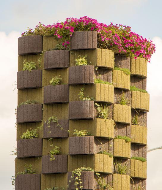 Brick Wall Vertical Beauty