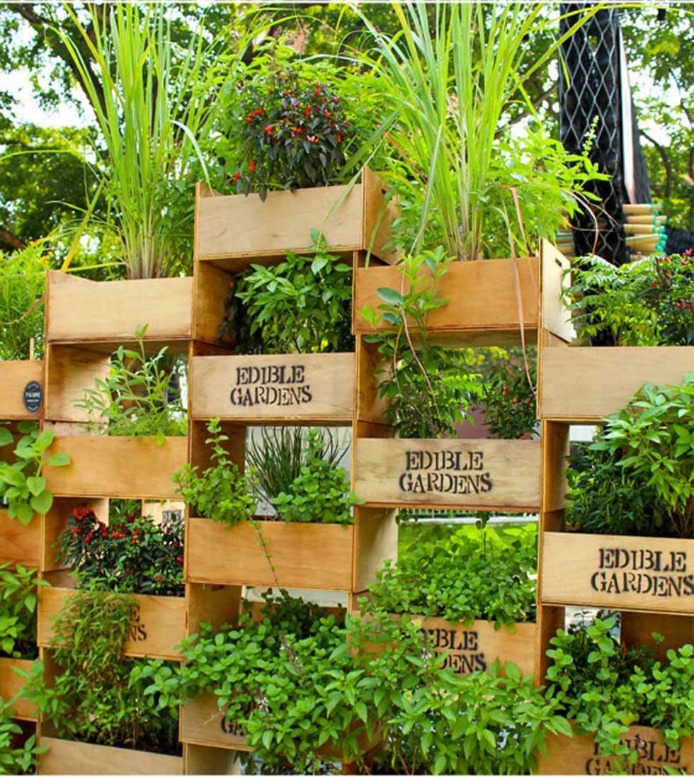 Garden Crates