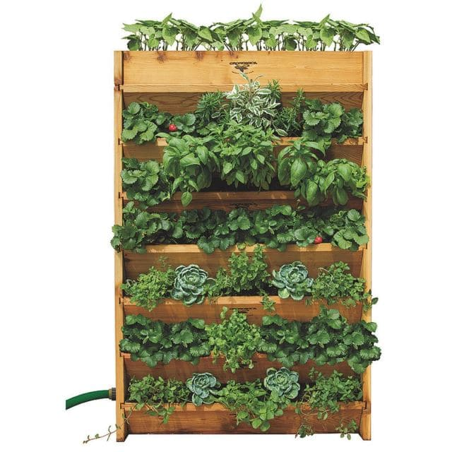 Boxed Hydroponic Garden