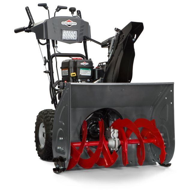Birggs and Stratton 1696619 - The Best Commercial Grade Snow Blowers on the Market