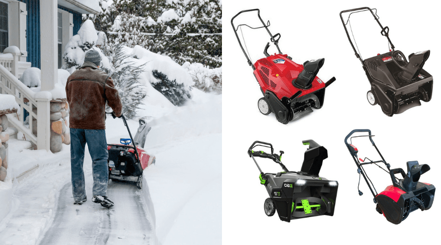 Featured Image - BEST SINGLE STAGE SNOW BLOWER COMPARISONS (1)