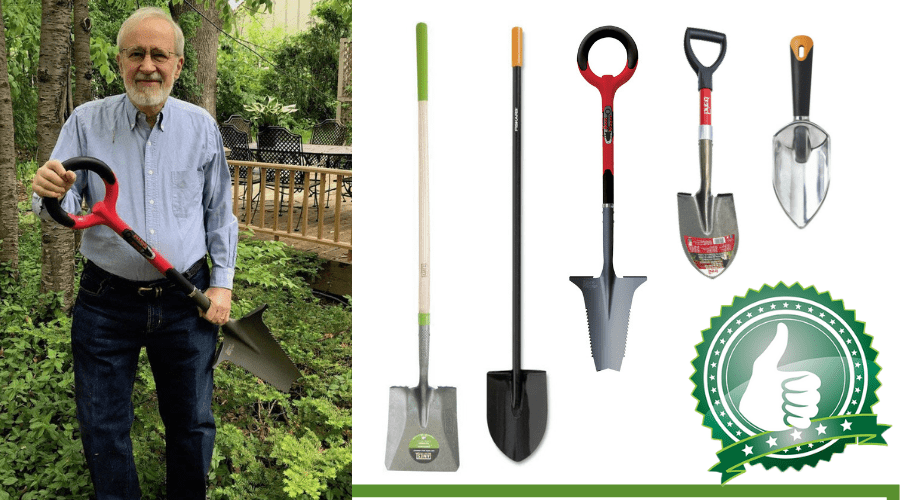 Featured Image - THE BEST GARDEN SHOVEL FOR YOUR GARDENING NEEDS