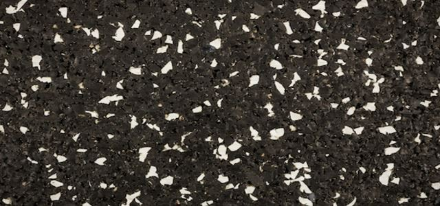 Shredded Rubber Mulch