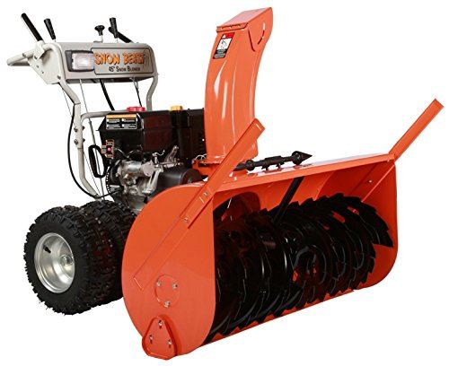 Snow Beast 45 - The Best Commercial Grade Snow Blowers on the Market