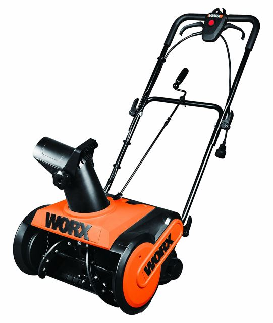 worx snowblower