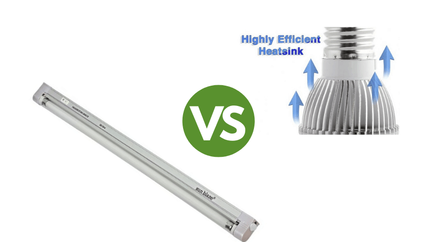 Featured Image - GROW LIGHT_ LED VS. FLUORESCENT AND WHICH IS BEST FOR YOU