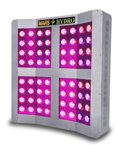 MARS HYDRO Pro II Cree 1280W LED Grow Lights
