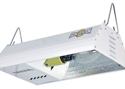 Sun System 150W HPS Plug and Play Grow Lamp