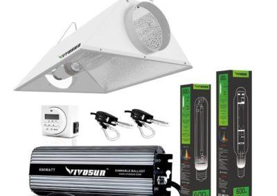 VIVOSUN 600 Watt HPS Grow Light Kit