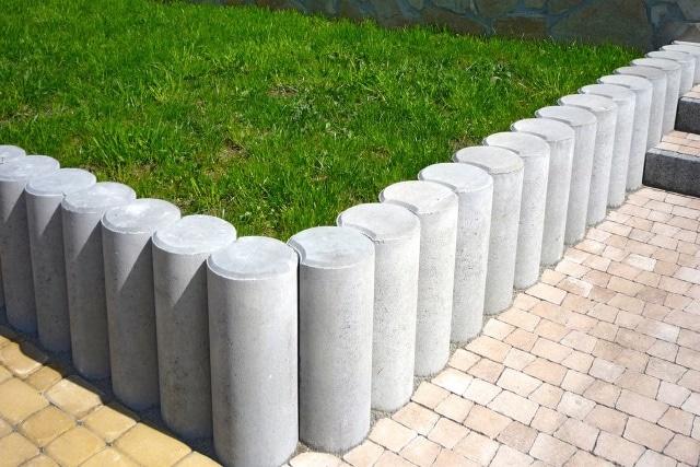 Cylinder Barrier
