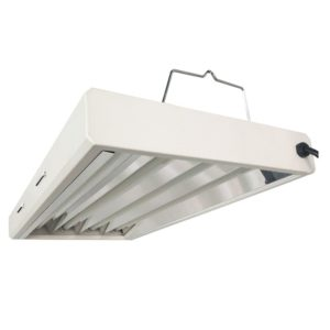 Hydro Crunch T5 High Output Fluorescent Grow Light 1