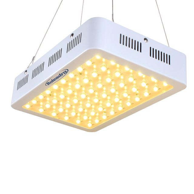 Roleadro Upgrade and Newly Developed LED Grow Light Full Spectrum 2nd Generation Series 300w Plants Light