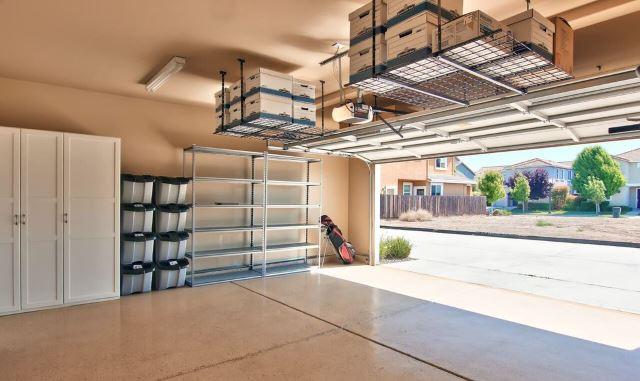 Shelves Galore