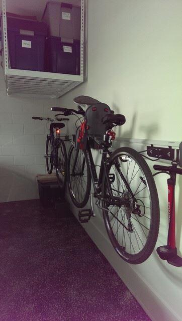 #27 Sliding Panel Storage