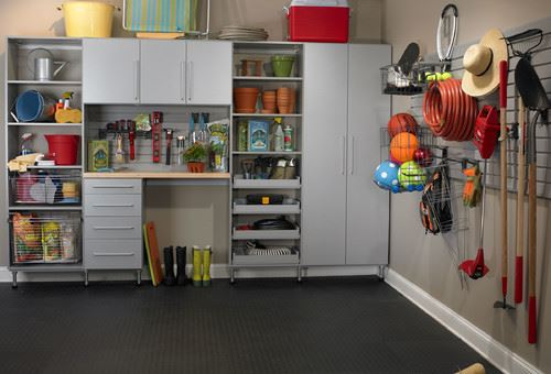38 Garage Storage Ideas To Clean Up Your Space