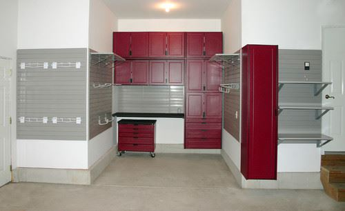 Recessed Storage