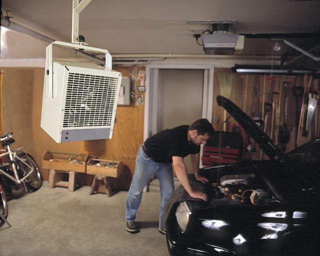 Dimplex DGWH4031 4000-Watt Garage